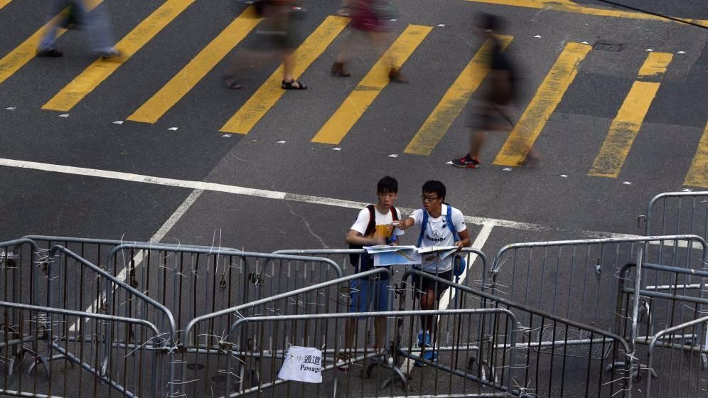 Planos confiscados, GPS bloqueados y boicot de pasaportes: los mapas vetados de China